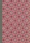 Image for Carnet Blanc, Motif Fleurettes, Papier Peint 18e