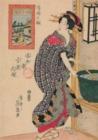 Image for Carnet Blanc, Estampe Femme � Sa Lessive, Japon 19e