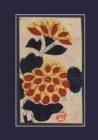 Image for Carnet Blanc, Fleurs Jaunes, Japon 19e