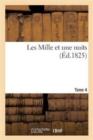 Image for Les Mille et une nuits. Tome 4