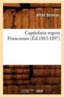 Image for Capitularia regum Francorum (Ed.1883-1897)