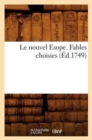 Image for Le Nouvel Esope. Fables Choisies (Ed.1749)