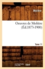Image for Oeuvres de Moli�re. Tome 11 (�d.1873-1900)