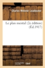 Image for Le Plan Mental (2e Edition)