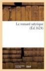 Image for Le Romant Satyrique