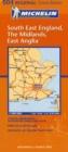 Image for South East England, the Midlands, East Anglia