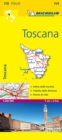 Image for Toscana - Michelin Local Map 358