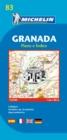 Image for Granada - Michelin City Plan 83 : City Plans