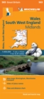 Image for Wales - Michelin Regional Map 503 : Map