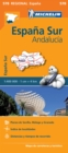 Image for Andalucia - Michelin Regional Map 578 : Map