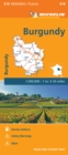 Image for Burgundy - Michelin Regional Map 519 : Map