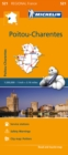 Image for Poitou-Charentes - Michelin Regional Map 521 : Map