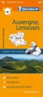 Image for Auvergne Limousin - Michelin Regional Map 522 : Map