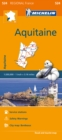 Image for Aquitaine - Michelin Regional Map 524 : Map