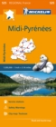 Image for Midi-Pyrenees - Michelin Regional Map 525 : Map