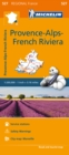 Image for Provence- Alps - French Riviera - Michelin Regional Map 527 : Map