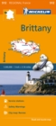 Image for Brittany - Michelin Regional Map 512 : Map
