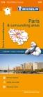 Image for Ile-de-France - Michelin Regional Map 514 : Map