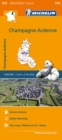 Image for Champagne-Ardenne - Michelin Regional Map 515 : Map