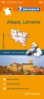 Image for Alsace Lorraine - Michelin Regional Map 516 : Map