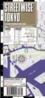 Image for Streetwise Tokyo Map - Laminated City Center Street Map of Tokyo, Japan : City Plans