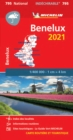 Image for Benelux 2021 - High Resistance National Map 795 : Maps
