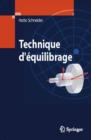Image for Technique d'equilibrage