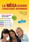 Image for Le Mega Guide Concours Infirmier