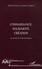 Image for Connaissance solidarite creation.