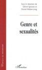 Image for Genre et sexualites.