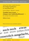 Image for Der Listige Kaufmann / Le Marchand Ruse --