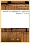 Image for Bulletin Archeologique de l'Association Bretonne (Ed.1892)