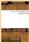 Image for Revue de la Legislation Des Mines(ed.1896)