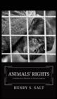 Image for Animals' Rights : Considered in Relation to Social Progress