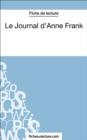 Image for Le Journal d'Anne Frank (Fiche de lecture): Analyse complete de l'oeuvre