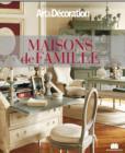 Image for Maisons de famille.