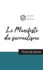 Image for Le Manifeste du surrealisme de Andre Breton (fiche de lecture et analyse complete de l'oeuvre)