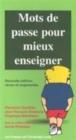 Image for Mots de passe pour mieux enseigner 2e ed