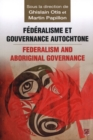 Image for Federalisme Et Gouvernance Autochtone/federalism and Indi...