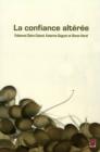 Image for La Confiance Alteree.