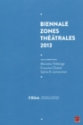 Image for Biennale Zones Theatrales 2013.