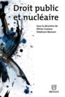 Image for Droit Public Et Nucleaire