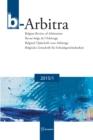 Image for B-arbitra: 2015/1.