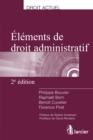 Image for Elements De Droit Administratif