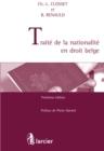 Image for Traite De La Nationalite En Droit Belge