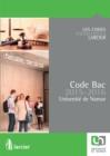 Image for Code Bac pour l'Universite de Namur - 2015 - 2016