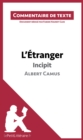 Image for L'Etranger de Camus - Incipit: Commentaire de texte