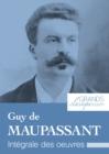 Image for Guy de Maupassant: Integrale des A uvres