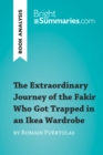 Image for Extraordinary Journey of the Fakir Who Got Trapped in an Ikea Wardrobe by Romain Puertolas (Book Analysis): Detailed Summary, Analysis and Reading Guide