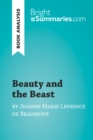 Image for Beauty and the Beast by Jeanne-Marie Leprince de Beaumont (Book Analysis): Detailed Summary, Analysis and Reading Guide